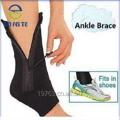 [Copy] Adjustable Ankle Zip Up Compression Support