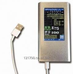Original Apple Charging Lightning to USB Cable detector tester