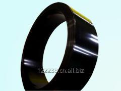 Black painted high carbon c67 c70 c75 steel strip