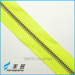 China supplier low price metal zippers wholesale