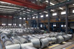 Prepainted galvanized steel coils(PPGI)