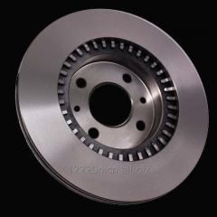 Safety Brake Disc Car Parts Brake System for Audi
