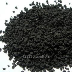 Rubber granules for artificial grass football