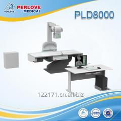 Digital radiography X-ray system PLD8000 for sale