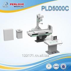 Fluoroscope&radiography X-ray unit PLD5000C multi application