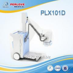 Mobile diagnostic X-ray radiography machine PLX101D