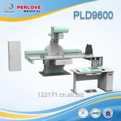Digital gastrointestional fluoroscope X ray machine PLD9600