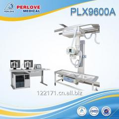 Rotatable tube high frequency ceiling suspended DR system PLX9600A