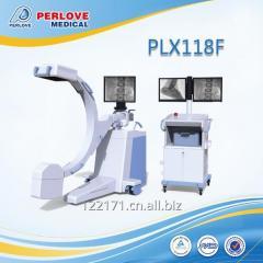 Thales dynamic FPD C arm equipment PLX118F