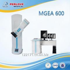 Comfortable compression mammography equipment X-ray MEGA 600
