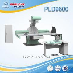 Digital gastrointestinal fluoroscope x ray machine PLD9600