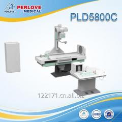 Cost-efficient HF radiography X ray equipment PLD5800C