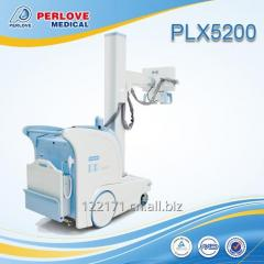 Mobile DR X-ray system PLX5200 for sale