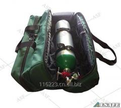 Portable Oxygen Aluminum tank backpack
