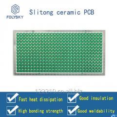 Ceramic circuit boards