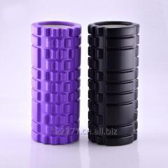 Yoga rubber column foam roller eva
