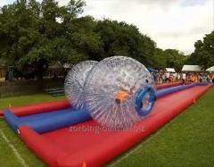Zorb Ball Football Bubble Soccer Bumper Human Hamster Water Walking Roller Body Zorbing