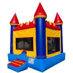 Inflatable Bouncer Castle Bouncy House Slide Moonwalk Jumping Playground