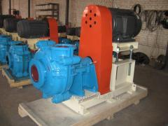 Centrifugal Chinese slurry Pump