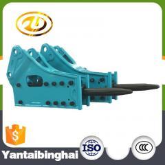 Excavator suitable hydraulic breaker hammer