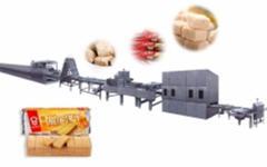 全自动威化饼干生产线