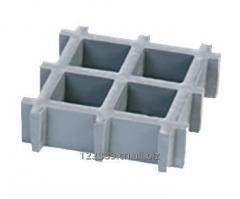 玻璃钢模塑格栅40*40H30