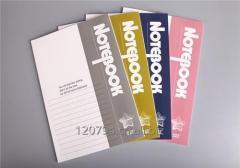 Classic Series of Glue Bound Notebook