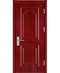 Single swing PVC Door