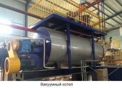 Оборудование для производства масла и мясокостной муки