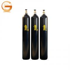 High Quality 40L 219mm gas cylinder with 150 bar pressure