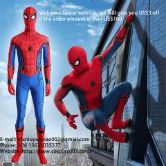 MANLUYUNXIAO New Arrival The Spider Man Cosplay