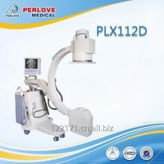 0.47 mega pixels CCD camera small C-arm system PLX112D