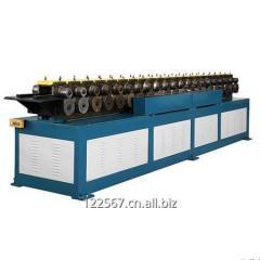 GDF Flange Forming Machine