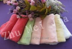 竹纤维儿童毛巾