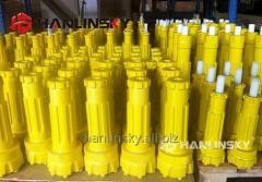 Drill bits for DTH hammer. making blast-holes, Shank COP34, DHD340, QL340. diameter 105mm, 115mm, 127mm