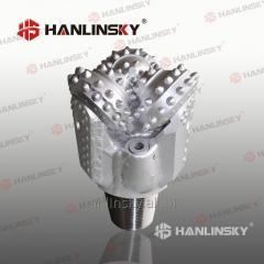 Roller cone bits for drilling equipment, IADC535, IADC635, IADC545, IADC735, IADC845