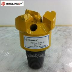 PDC bore bits for drilling equipment