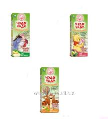 "Juices ""Chudo-chado NFC"" 0,2L."