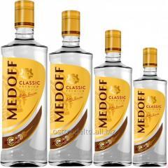 "Vodka ""Medoff Classic"" (0,2 0,35"
