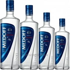 "Vodka ""Medoff Eredeti Vodka"""