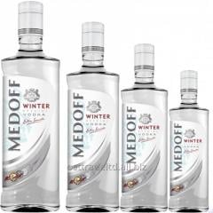 "Vodka ""Medoff Winter Vodka"" (0,2"