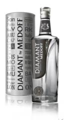 "Vodka ""Diamant által Medoff"""