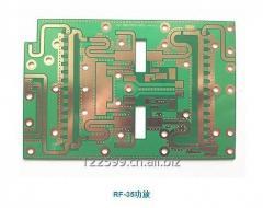 PCB board manufacture Taconic RF-35 PCB