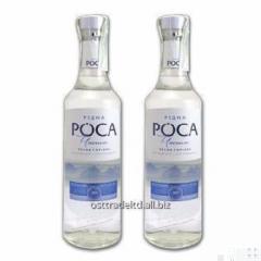 """Βότκα """"Ρόζα Clear Vodka"""" (0,5"""