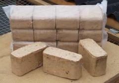 RUF Beech / Pine Briquets