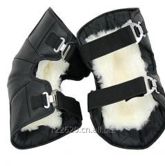冬季温暖的羊毛护膝支撑可调/膝盖/护膝保暖膝盖支撑套筒