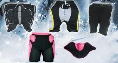 Hip/Butt Pad Ski Skate Snowboard Hip protector pants