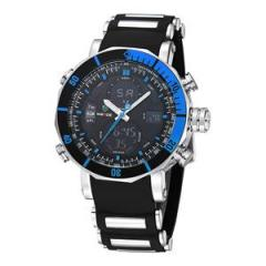 WEIDE WH5203-11C Silicone band fashion teenagers watches