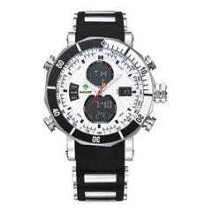 WEIDE WH5203-8C Alloy case custom silicone watches