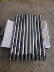 Molybdenum electrode,Mo electrode,Molybdenum Rod